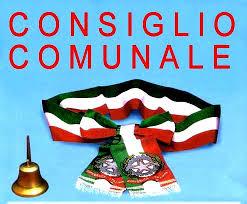 CONVOCAZIONE DEL CONSIGLIO COMUNALE PER IL 31 LUGLIO 2018