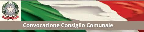 CONVOCAZIONE CONSIGLIO COMUNALE 6 APRILE 2018